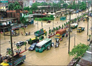 Chittagong flood