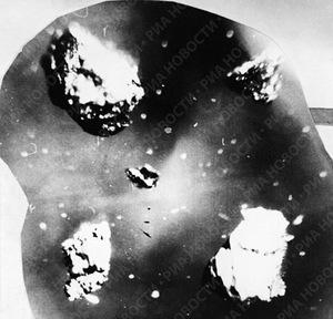 Tunguska explosion