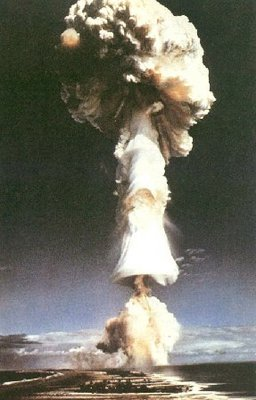 Mushroom Cloud - Tunguska
