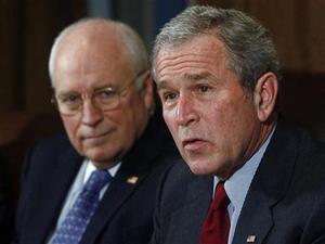 Bush and Cheney