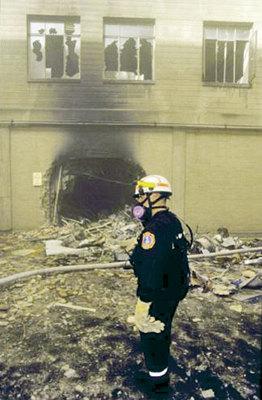 911-pentagon-hole