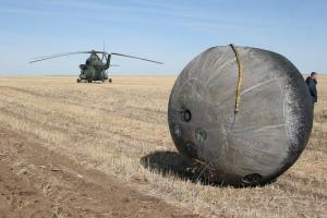 Foton-M3 capsule