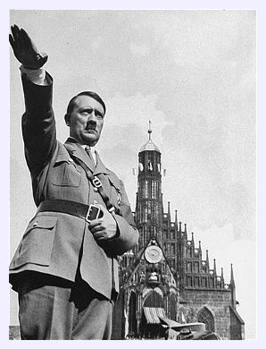 adolf hitler truly cruel but surely Mein kampf by adolf hitler- quotes only the born weakling can view this as cruel adolf hitler mein kampf: surely every man will have advisers by his side.