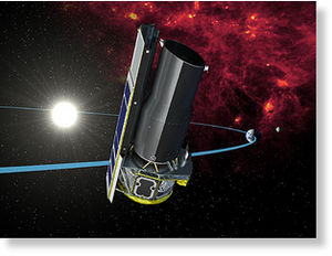 The Spitzer Space Telescope.