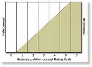 seven-point Heterosexual-Homosexual Rating Scale