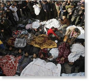 Gaza dead