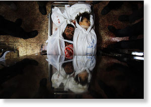 Gaza 2009 to Sharpeville Massacre