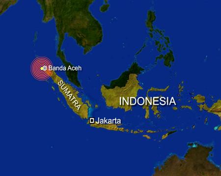 Earthquake hits near Aceh, no reports of damage -- Earth Changes ...