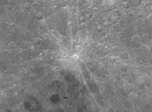 Bruno Crater