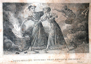 Witch Persecution Tract