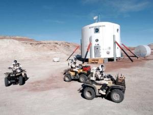 Mars Society Desert Research Station