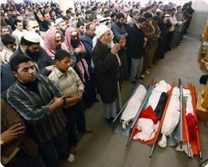 Dead Palestinians