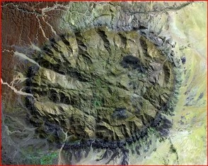 Brandberg - Electric Earth - Namibia