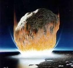 Asteroid Impact Ocean