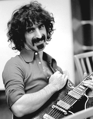 Frank Zappa for no real reason