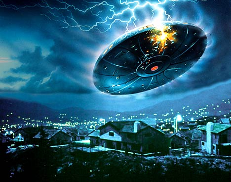 UFO News ~ Large Cigar shape UFO above the Mexico city plus MORE UFO