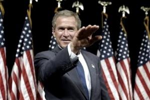 Fascist Bush