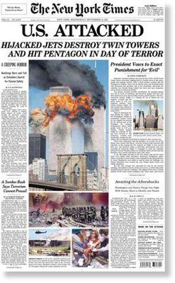 911 NY Times