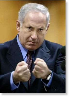 Netanyahu bully