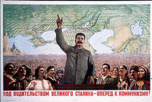 STALIN Y EL CULTO A LA PERSONALIDAD: ¿QUÉ HAY DE CIERTO? Stalin