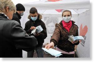 Ukraine flu