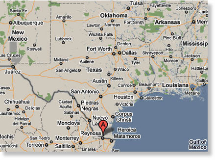 Map Of Southern Texas Pictures To Pin On Pinterest  PinsDaddy