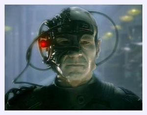 Cyborg Pickard