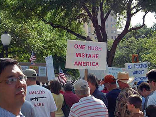 Tea Party protest signs: Copyediting tips proffered -- Don ...