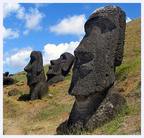 Archaeologists Upset Theory About Easter Island Statues -- Science ...