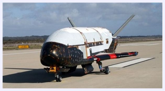 America's Space Fighter: New Threat to Humanity -- Science ...