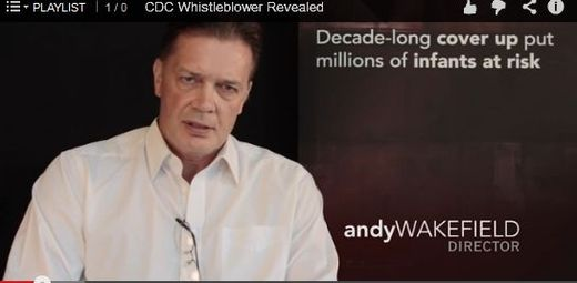 Senior government scientist breaks 13 years of silence on CDC's vaccine-autism fraud