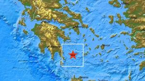 S greece quake