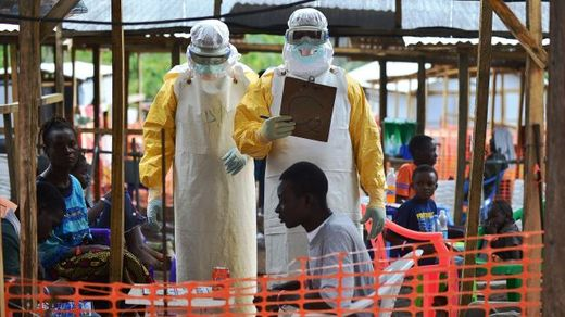 Ebola medical workers