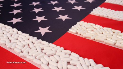 A nation in pain: Americans consume 80% of all opioids sold globally
