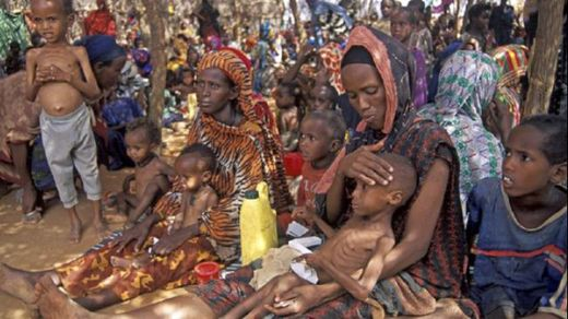 1 in 9 of world population still suffer from hunger