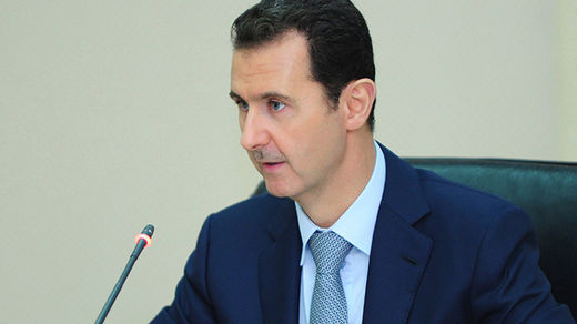 Assad calls on anti-ISIS coalition to stop funding armed groups in Syria & Iraq