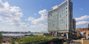 Standard Hotel High Line New York