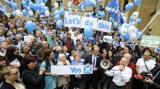 Sources warn of vote rigging in Scotland's independence vote