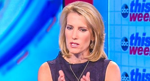 Laura Ingraham blames female weakness for recent White House security breach