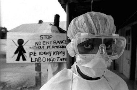 The latest U.S. government lies: risk of Ebola airborne contagion