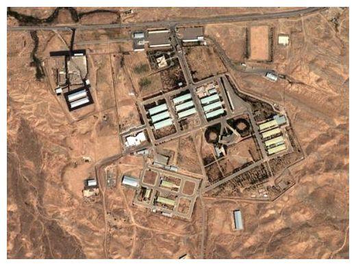Parchin Nuclear Plant