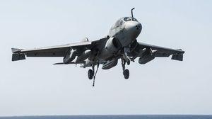 EA-6B Prowler ISIS war