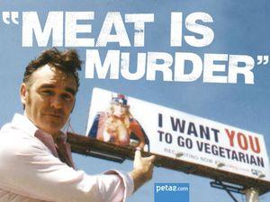 Vegan Morrissey
