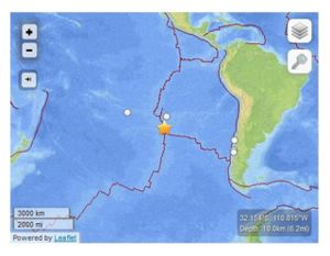 Southern Pacific Rise Quake_091014