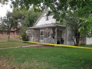 Rocky Ford crime scene