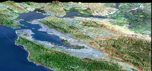 northern california fault lines