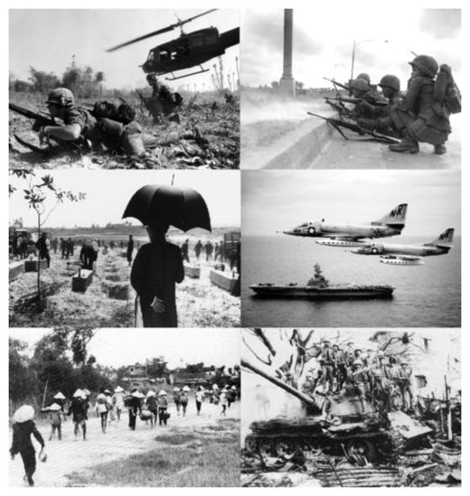 Vietnam War Montage