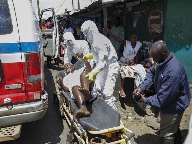 Starvation Brings New Nightmare To Ebola Ravaged Countries Society 39 S Child