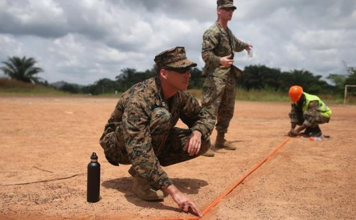 Soldiers to fight ebola