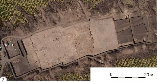 6,000-year-old temple with possible sacrificial altars discovered in Ukraine